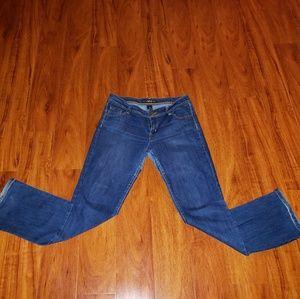 Juniors Southpole Vintage Dark Wash Jeans